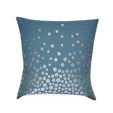 Fading Circles Decorative Throw Pillow