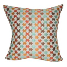 Puzzle Decorative Throw Pillow
