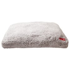 Luxury Faux Fur Cushion Dog Bed