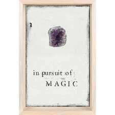 Forever Inspired In Pursuit Of Magic Wall Decor