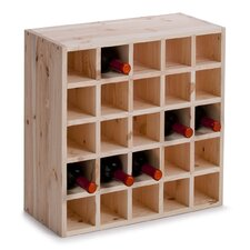 Pino 25 Bottle Wine Rack