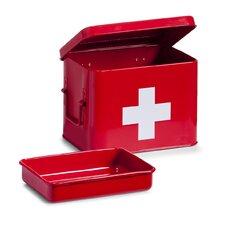 Medizin-Box in Rot