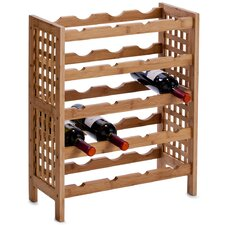 Hiba 20 Bottle Wine Rack