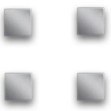 4-tlg. Magnet-Set Cube