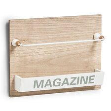 Nordic Wall Mounted Magazine Holder