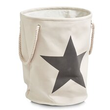 Star Laundry Bag with Handles