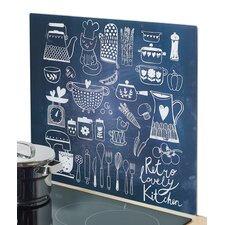 Herdblende-/ Abdeckplatte Lovely Kitchen
