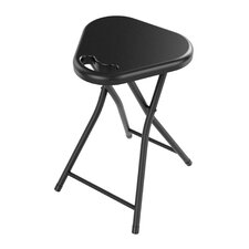 Folding Stool with Handle (Set of 4)