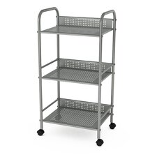 Utility Cart with Casters