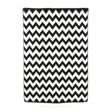 Vibe Techno Black/White Area Rug