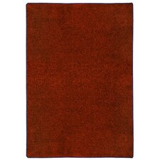 Modern Times Harmony Tapestry Red Area Rug