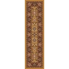 Pastiche Ababan Spice Gold Contemporary Runner
