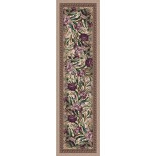 Pastiche Barrington Court Floral Heathered Rose Runner