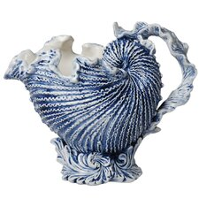 Capri Shell Pitcher