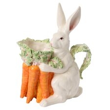 French Garden Lapin Pitcher