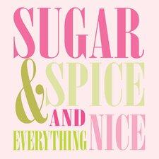 Sugar and Spice Wall Art