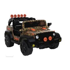 Surge 12V Battery Powered Jeep