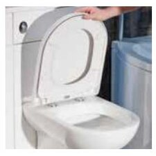 Top Fix D Shaped Quick Release Heavy Duty Toilet Seat