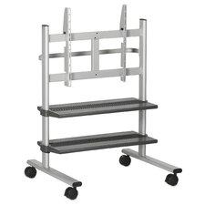 "Plasma Boy Universal Floor Stand Mount for 36""-50"" Flat Panel Screens"
