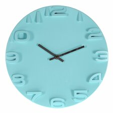 "30"" Plastic Wall Clock"