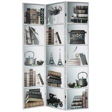 180 cm x 120 cm Photographic Print 3 Panel Room Divider