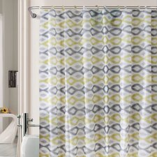 Cortlandt Keena 15 Piece Printed Shower Curtain Set