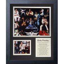 Elvis Presley Collage Framed Memorabili
