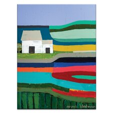 Port Ferry by Anna Blatman Painting Print on Canvas