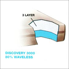 """Discovery Water 3000 9"""" Waterbed Mattress"""