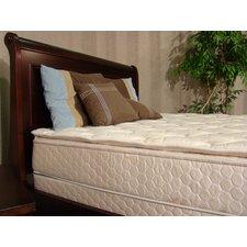 """Swan 11"""" Pillow Top Feather Edge Flotation Mattress"""