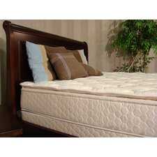 """Swan 9"""" Softside Feather Edge Flotation Complete Bed Set"""