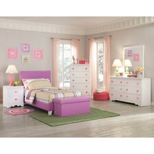Trisha Panel Customizable Bedroom Set