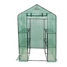 Walk-In 1.2 x 1.9m Greenhouse