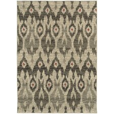 Harmony Ivory/Gray Indoor Area Rug