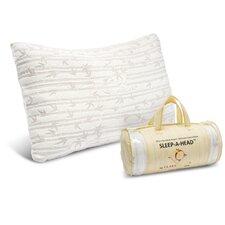 Micro Bamboo Rayon Shredded Memory Foam Pillow