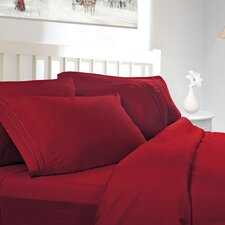 2000 Thread Count Deluxe Flannel Sheet Set