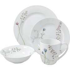 Camille 16 Piece China Dinnerware Set