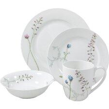 Camille 16 Piece China Dinnerware Set