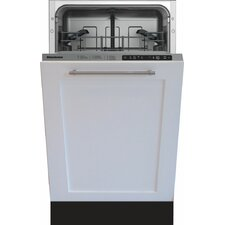 """17.56"""" 49 dBA Built-In Dishwasher with Panel Overlay"""