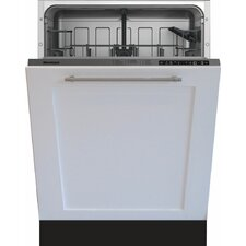 """23.56"""" 49 dBA Built-In Dishwasher with Panel Overlay"""