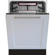"""23.56"""" 45 dBA Built-In Dishwasher with Panel Overlay"""