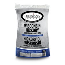 All Natural Hardwood Pellets - Wisconsin Hickory