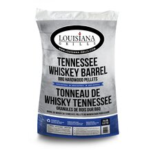 All Natural Hardwood Pellets - Tennessee Whiskey Barrel