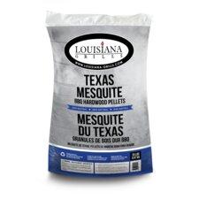 All Natural Hardwood Pellets - Texas Mesquite