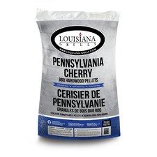 All Natural Hardwood Pellets - Pennsylvania Cherry