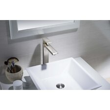 Danube Single Handle Vessel Bathroom Faucet
