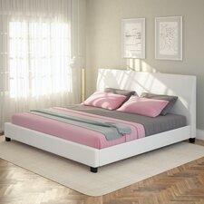San Diego Upholstered Platform Bed