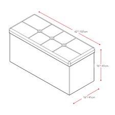 Denali Upholstered Bedroom Bench
