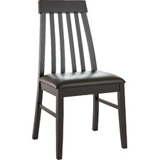 Bischoff Tapered Back Side Chair (Set of 2)