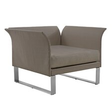 Komfy Lounge Chair with Cushion